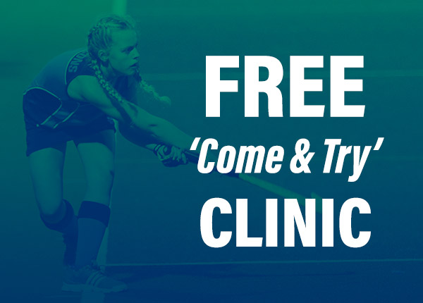 Free Come + Try Clinic Starts Wed 24 Feb