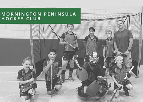 Junior Indoor Hockey