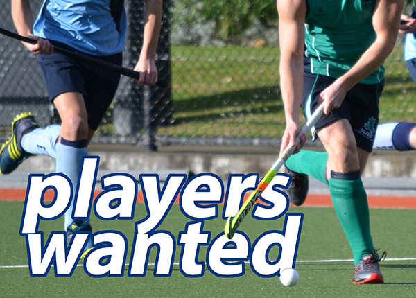 Hockey Players Wanted