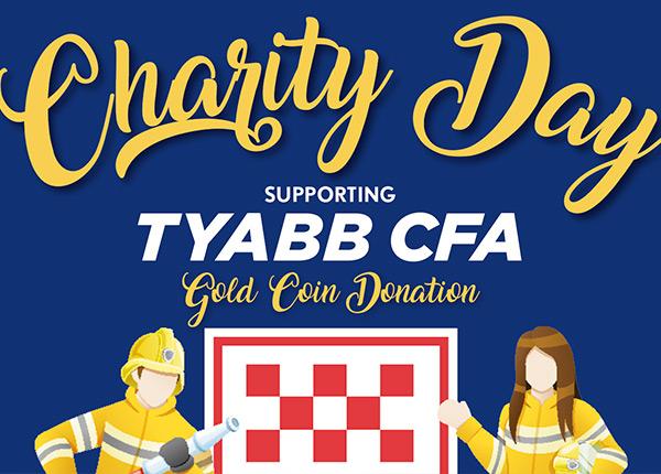 Charity Day 2020 – Supporting Tyabb CFA