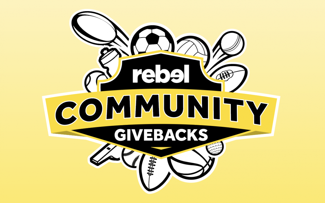 Rebel GiveBacks 2020